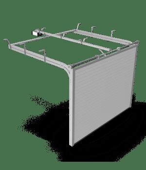 Installation porte de garage et automatisme
